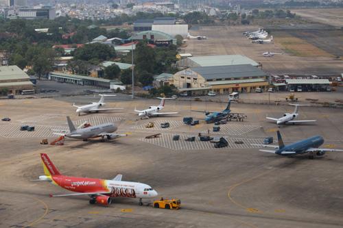 Cục Hàng không yêu cầu không sửa chữa sân bay Tân Sơn Nhất từ 10-4 đến 25-6