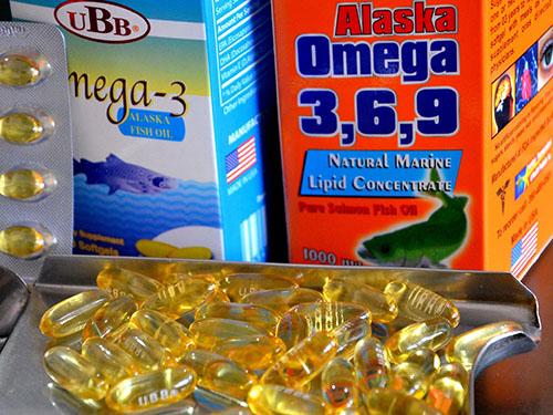 Đừng quá lo lắng vì thiếu omega-3 do không ăn cáẢnh: Tấn Thạnh