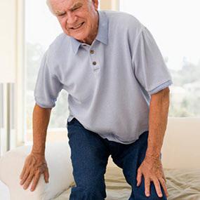 Viêm khớp gối là một trong những dạng viêm khớp mạn tính phổ biến Ảnh: HealthLine