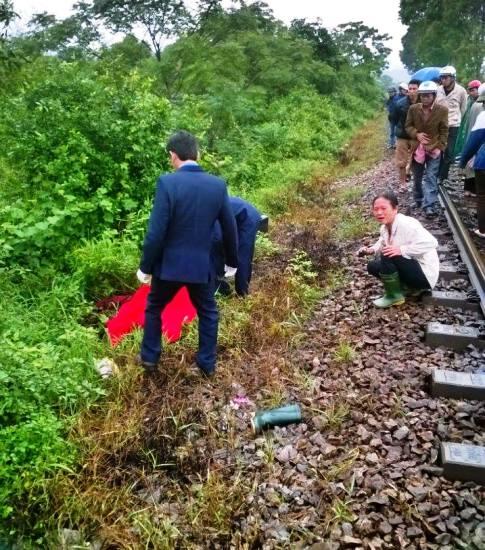 Một ngày 2 vụ tai nạn đường sắt, 3 người chết