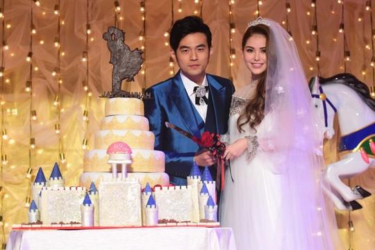 Đám cưới của Kiệt Luân và Côn Lăng