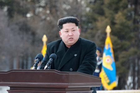 Lãnh đạo Kim Jong-un tuyên bố không dự lễ kỷ niệm tại Nga. Ảnh: Reuters