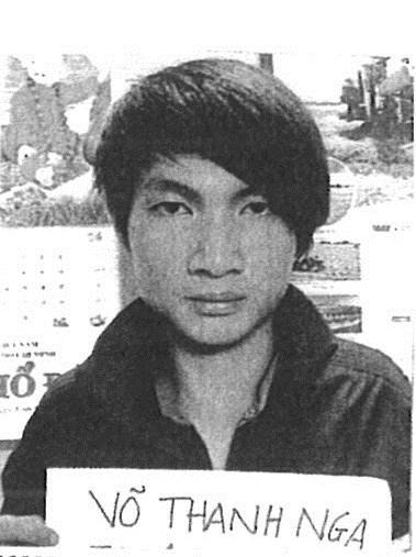 Truy nã nam thanh niên tên Võ Thanh Nga