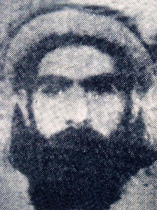 Thủ lĩnh tối cao Taliban Mullah Mohammed Omar. Ảnh: AP
