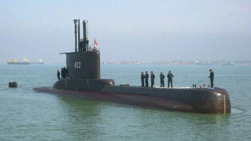 Một tàu ngầm của Indonesia Ảnh: IHS JANE'S