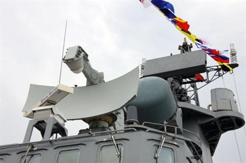 Lớp tàu tên lửa 12418 được trang bị nhiều thiết bị hiện đại