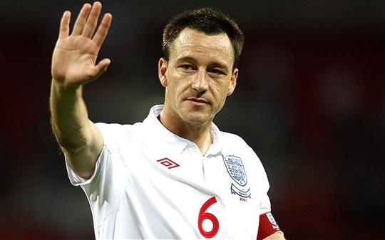 Sẽ có hình ành một John Terry mới trong mắt người hâm mộ nước Anh