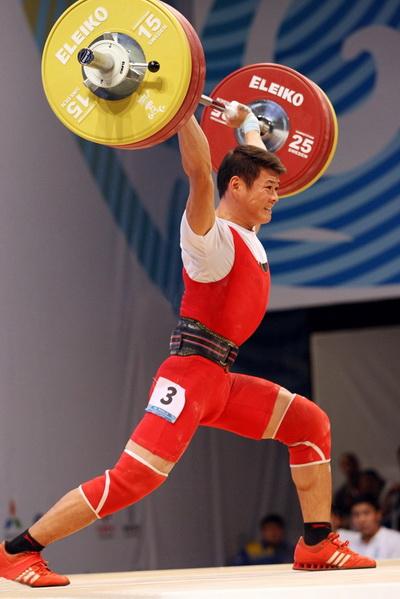 Thạch Kim Tuấn tại Á vận hội 2014