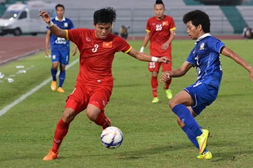 Trận Việt Nam - Thái Lan trong khuôn khổ lượt trận đầu tiên vòng loại thứ hai World Cup 2018 sẽ diễn ra vào ngày 24-5 thay vì ngày 11-6-2015 như lịch đã ban hành