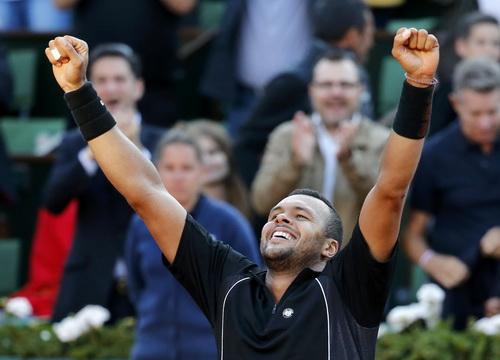 Quần vợt Pháp có đại diện xứng đáng ở bán kết Roland Garros