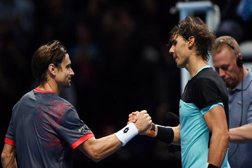 Nadal có thể đối đầu cùng đồng hương Ferrer ở tứ kết