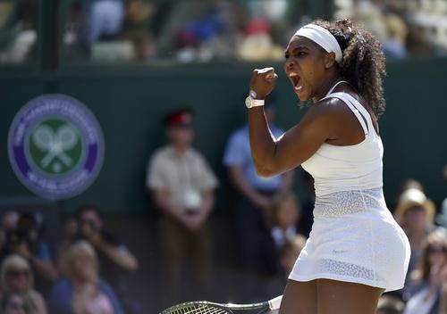 Serena càng đánh càng hay để giành chiến thắng chung cuộc