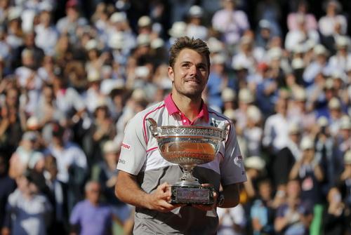 Wawrinka là nhà vô địch lớn tuổi thứ ba tại giải Pháp mở rộng
