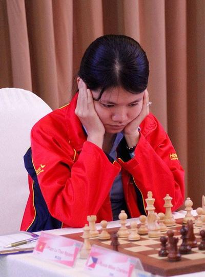 Phạm Lê Thảo Nguyên làm nên kỳ tích cho cờ vua nữ Việt Nam
