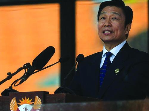 Phó Chủ tịch Trung Quốc Lý Nguyên TriềuẢnh: SCMP