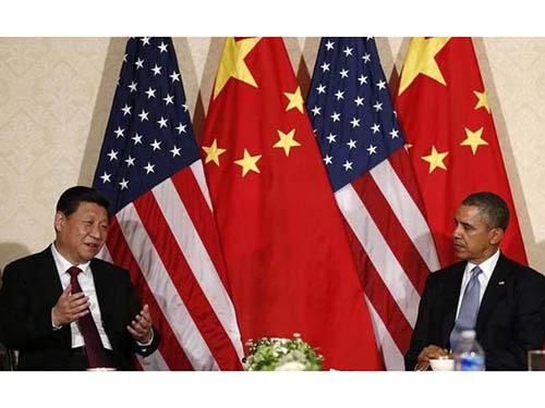 Thực trạng kinh tế có thể làm tổn hại vị thế của Trung Quốc khi  Chủ tịch Tập Cận Bình chuẩn bị thăm Mỹ và gặp Tổng thống Barack Obama vào tháng 9 tới đâyẢnh: Reuters