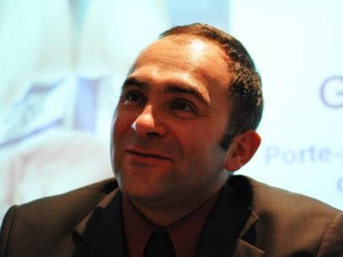 Ông Yaron Gamburg Ảnh: crif.org
