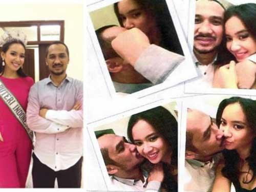 Những tấm ảnh bị Chủ tịch KPK Abraham Samad gọi là giả mạo Ảnh: Sidomi.com