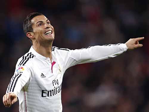 Ronaldo đang thâu tóm mọi danh hiệu cá nhân trong năm 2014 Ảnh: Reuters
