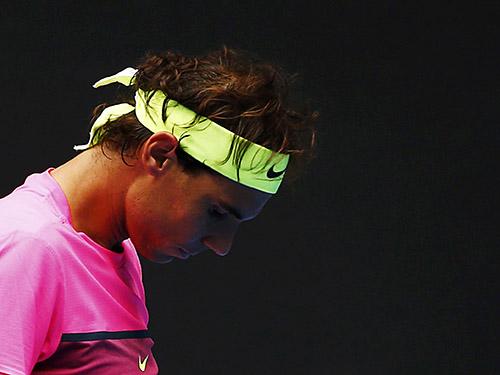 Thua sốc nhưng Nadal tỏ ra chuyên nghiệp khi không đổ lỗi cho chấn thươngẢnh: REUTERS
