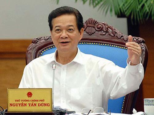 Thủ tướng Nguyễn Tấn Dũng yêu cầu khẩn trương thẩm định lại báo cáo ĐTM của dự án lấp sông Đồng Nai