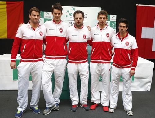 Tuyển Thụy Sĩ vắng Federer và Wawrinka có nguy cơ bị loại