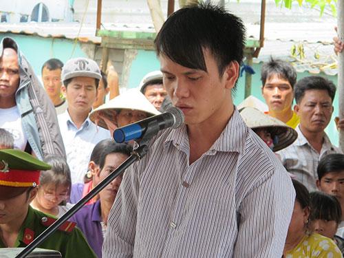 Bị cáo Hà Quốc Tài nhận tội trước tòa