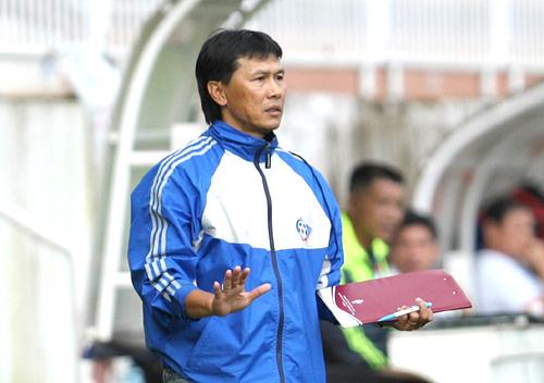 Công Minh trở lại công tác huấn luyện ở đội tuyển Olympic