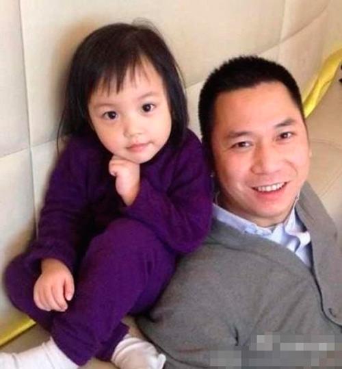 Con gái và chồng của Triệu Vy