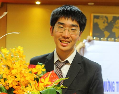 Nguyễn Thanh Trung Nam hai lần mang huy chương vàng về cho tổ quốc