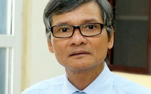 Phó chủ tịch Ủy ban Giám sát tài chính Quốc gia Trương Văn Phước.