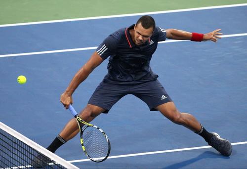 Đương kim vô địch Tsonga chờ đối đầu cùng Andy Murray