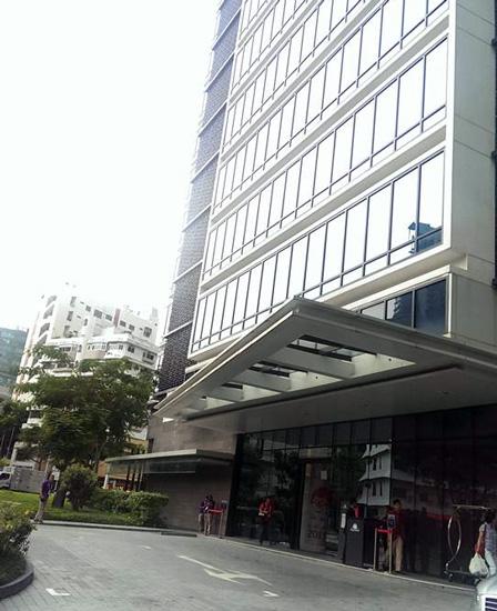 Quang cảnh yên bình tại khách sạn Days- nơi đóng quân của ĐT U23 Việt Nam