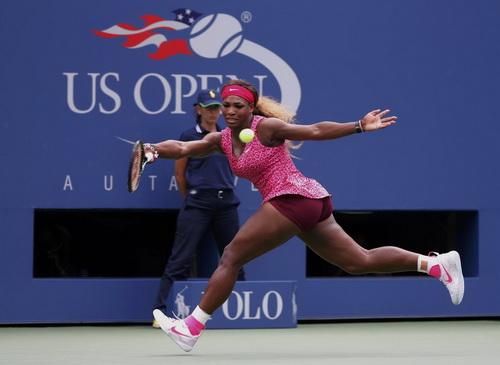 Serena hướng tới danh hiệu Grand Slam thứ 4 trong năm
