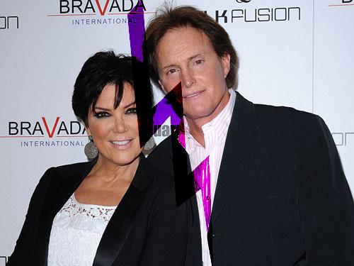 Bruce và Kris - mẹ của Kim Kardashian đã ly dị.