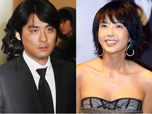 Jo Sung Min (trái) và Choi Jin Sil (phải)