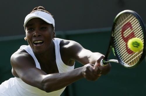 Venus chờ đối đầu cùng cô em Serena