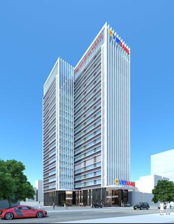 Với vị trí thuận lợi, môi trường thông thoáng...Vietbank Tower có thể thu hút nhiều khách hàng thuê văn phòng
