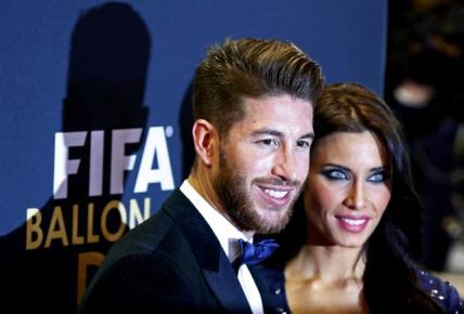 Ramos và bạn gái