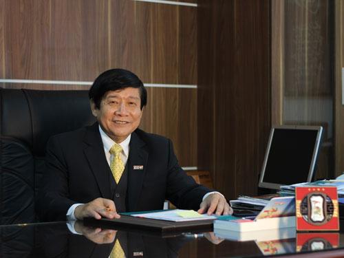 Tổng giám đốc Kienlongbank Võ Văn Châu