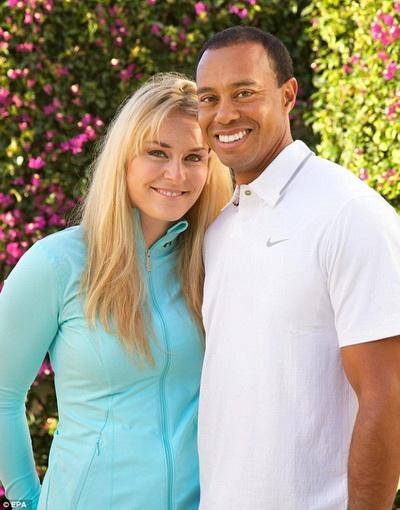 Lindsey Vonn tuyên bố cô và Tiger Woods đường ai nấy đi