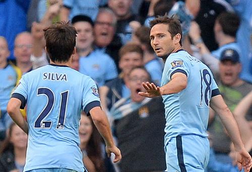Niềm vui sẽ đến với Lampard và Man City?