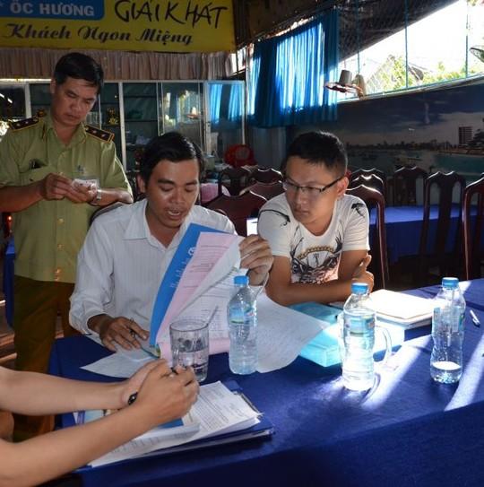 Cơ quan chức năng làm rõ việc tính nhầm bữa ăn có giá 22 triệu đồng ở quán Hào Long Sơn- Vũng Tàu