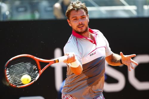Wawrinka tự tin chờ trận bán kết gặp Federer
