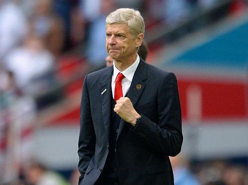 HLV Wenger đặt nhiều kỳ vọng vào Petr Cech