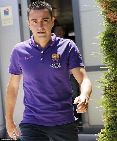 Xavi rời Barcelona nhưng sẽ đến PSG?
