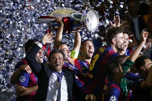 Luis Enrique kế nhiệm Wenger, Arsenal chờ chữ ký Messi? - Ảnh 4.