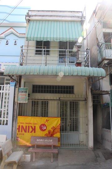 Căn nhà nơi xảy ra án mạng chồng Đài Loan giết vợ Việt