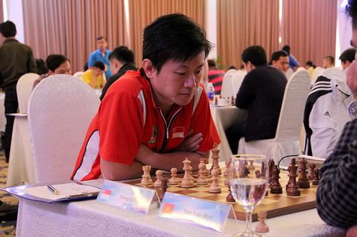 Zhang Zhong có thất bại thứ hai liên tiếp trước Lê Quang Liêm trong vòng 2 tuần