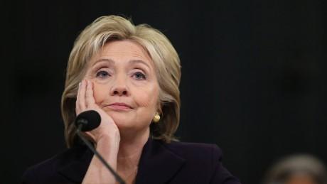 Cựu Ngoại trưởng Mỹ Hillary Clinton. Ảnh: ABC NEWS